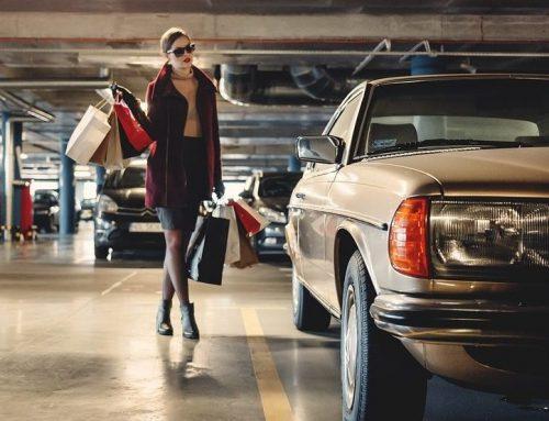No pierdas nunca más el coche en el aparcamiento