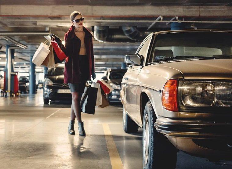 No pierdas nunca más tu coche en el aparcamiento