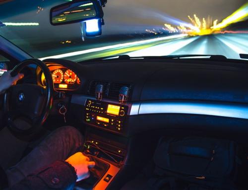 ¿Cuáles son los errores más comunes al volante?