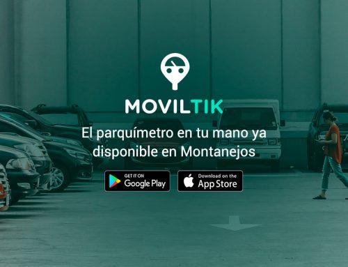 Moviltik llega a Montanejos y ya son 15 las ciudades utilizan la app para pagar la zona azul
