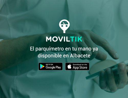 ¡Ya se puede pagar la zona azul de Albacete con Moviltik!