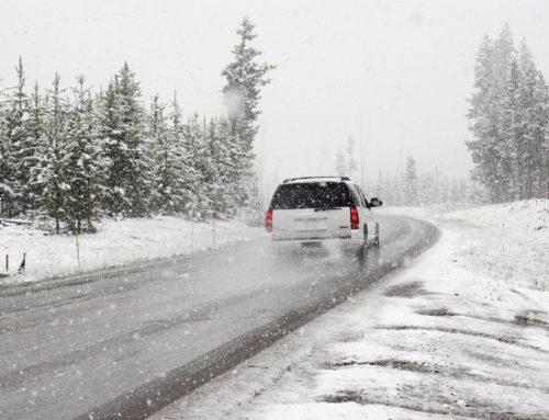 ¿Qué accesorios llevar en el coche en invierno?