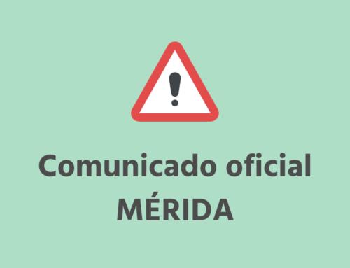 Medidas extraordinarias en relación con el Servicio de Estacionamiento Regulado (ORA) de Mérida