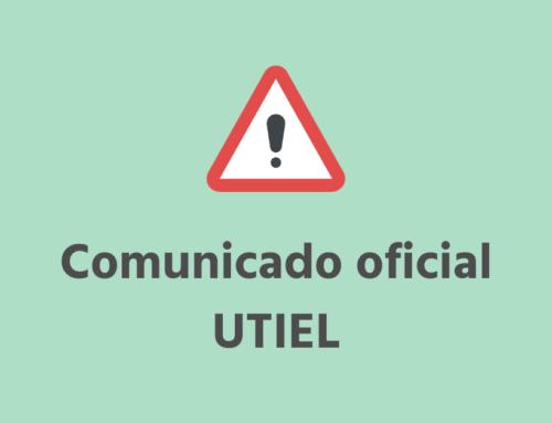 Comunicación Servicio de Estacionamiento Regulado (ORA) de Utiel