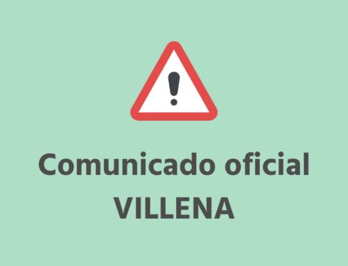 Medidas extraordinarias en relación con el Servicio de Estacionamiento Regulado (ORA) de Villena